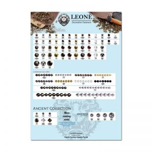 Retail Display - Leone Decorative Nail Collection