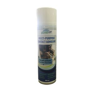 BOND-IT™ Contact Adhesive SOFT SURFACES (Aerosol)