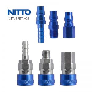 Nitto Style Air Fittings