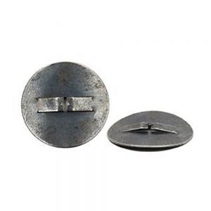 Metal Spring Washer (for Prong Buttons)