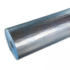 XPE Closed Cell Insulation Foil Foam Roll (1350-1500mm wide)