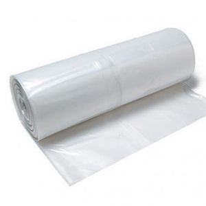Clear Continuous Poly Tubing (Lounge Wrap)