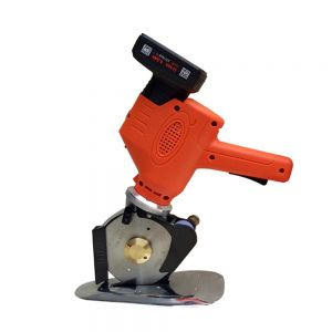 RAPIDCUT Cordless Industrial Round Knife Cutting Machine (Rechargable) CB-100